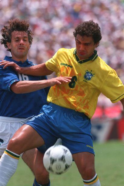 Uno de los pilares de la selección brasileña que volvi&oac...