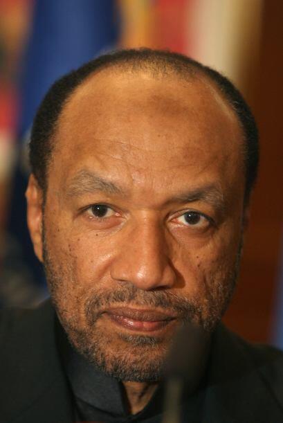 Mohamed Bin Hammam, Empresario de Qatar e influyente miembro desde 1996,...