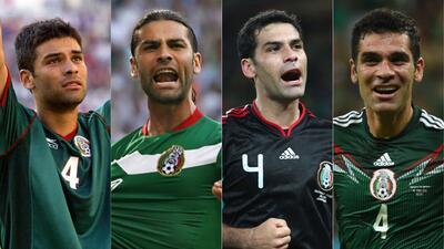 Historias de Mundiales: las razones por las que Rafael Márquez es valioso para Osorio