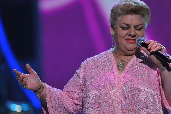 Esta mexicana logró conmocionar a Premio Lo Nuestro con su actuación y s...