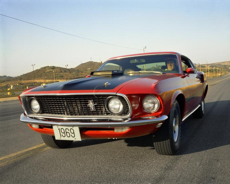Ford Mustang Match One