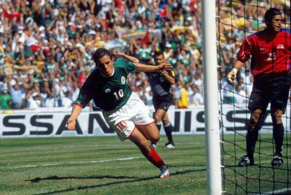 Cuauhtémoc fue una pieza clave para que México lograra el boleto al Mund...