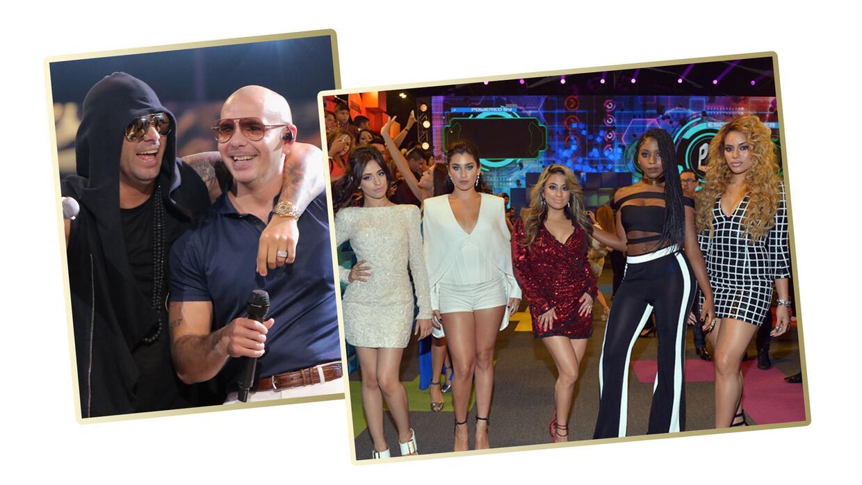 Wisin, Pitbull y Fifth Harmony estarán en la Gran Final de La Banda BS-a...