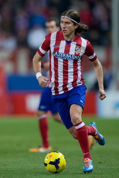 Filipe Luis ha dejado el Atlético de Madrid y se ha incorporado a las fi...