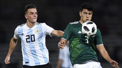 Para Alejandro Berry, Argentina tiene un dominio mental sobre México