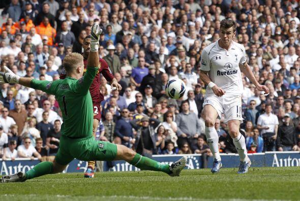 Bale selló la remontada del Tottenham sobre el Manchester City co...