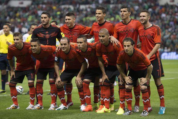 10.- Cambio de chip.- Brasil 2014 ya es historia, ahora México y Chile t...