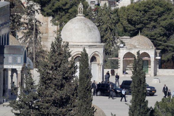 Jerusalén es una de las ciudades más antiguas del mundo.