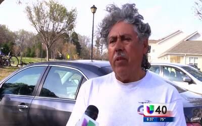 A casi 8 años de iniciar el trámite, un inmigrante en Apex continúa en l...