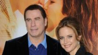 Nació bebé de John Travolta y Kelly Preston.