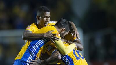 Tigres se impone con categoría y ya sueña con la final de la Liga de Campeones de Concacaf
