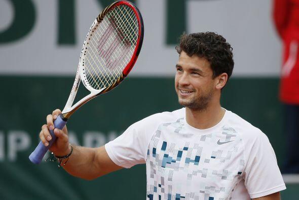 'Nole' tendrá de rival al novio de María Sharapova, el búlgaro Grigor Di...