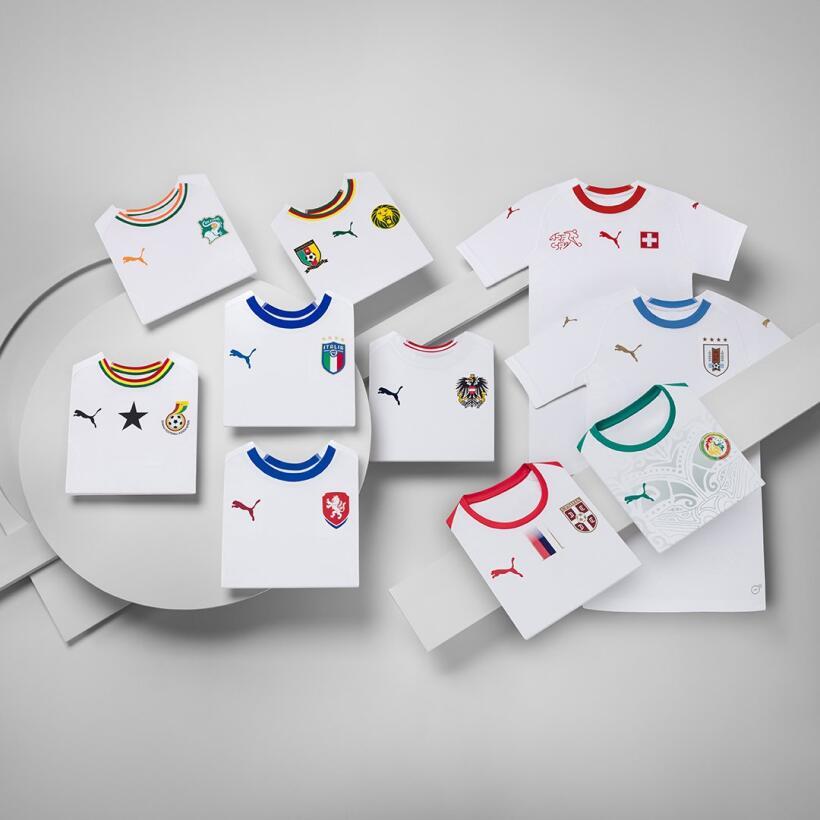 Estos son los jerseys que se verán en el Mundial de Rusia 2018 dyo8exwx0...