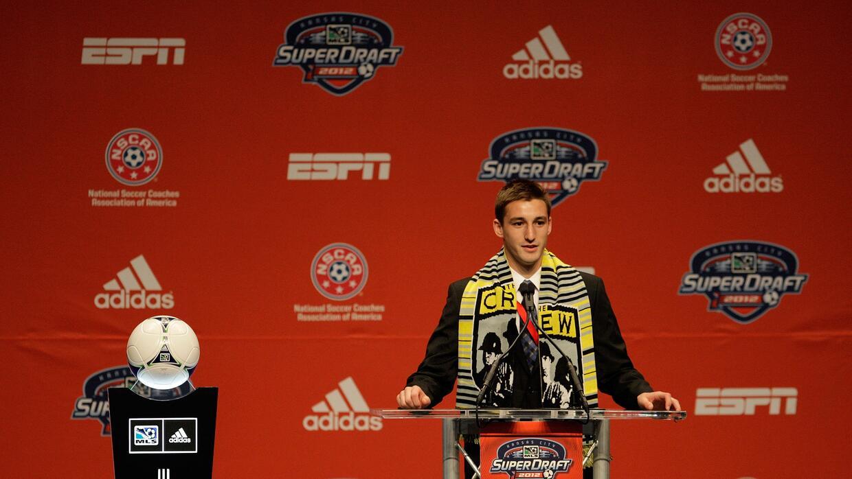 Ethan Finlay, MLS SuperDraft