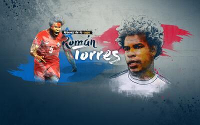 Apertura Héroes de la Copa - Román Torres