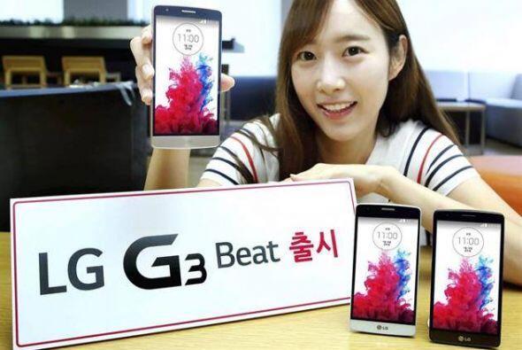 LG G3.Este teléfono tiene una de las pantallas más duras del mercado, su...
