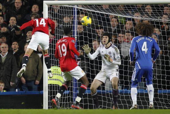 Ferguson volvió a utlizarlo en un importante partido ante el Chelsea y '...