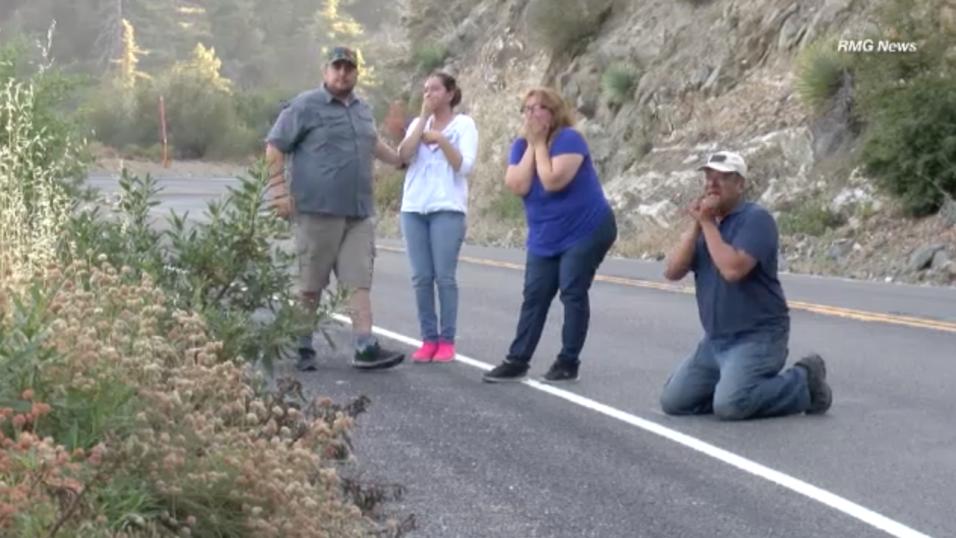 Familiares de desaparecidos temen que se trate de sus seres queridos.