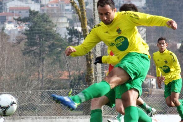 Ya tuvo unos minutos contra el Estoril de segunda división en un torneo...