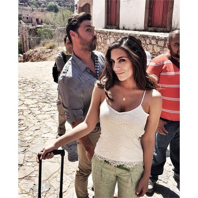 ¡Ana Brenda se enamoró en Lo Imperdonable!