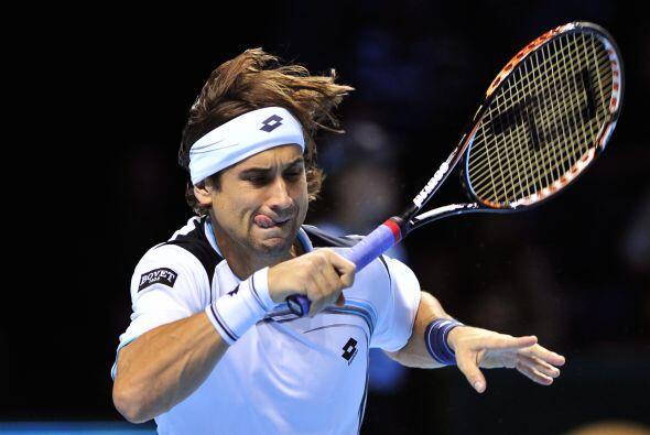 Ferrer llegó a esa instancia después de haber derrotado en primera ronda...