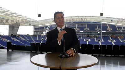 José Peseiro fue presentado por el FC Porto