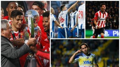 Raúl Jiménez campeón, goles en Europa y más de los mexicanos en el exterior esta jornada