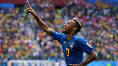 Neymar entra en la historia de los Mundiales por anotar el gol más tardío