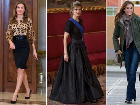 La nueva reina de España tiene más que un hermoso rostro,...