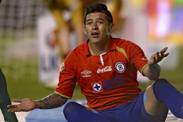 Jugó los 90 minutos, no recibió ninguna tarjeta, tiró una vez a gol, dio...