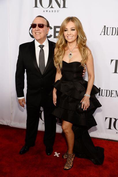 Tommy Mottola y Thalía Mira aquí los videos más chismosos.