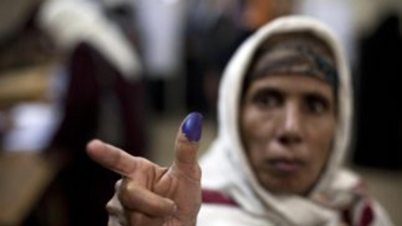 La participación ciudadana alcanzó el 62 por ciento del total de los ele...