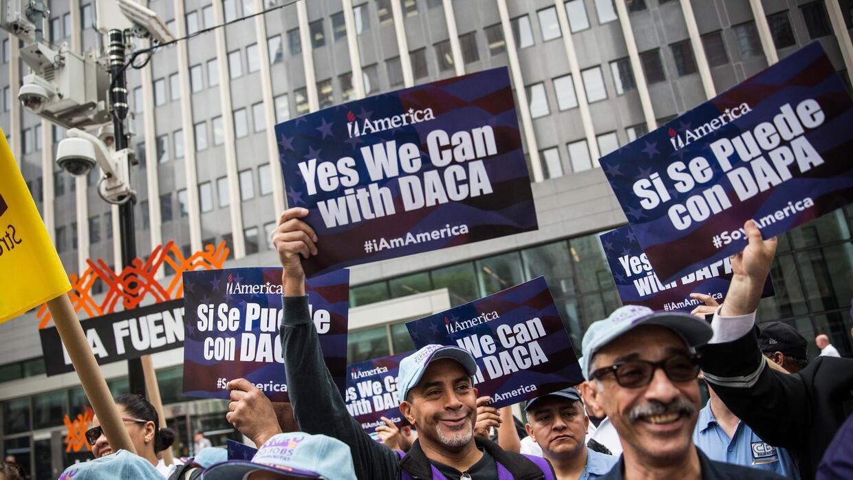 Activistas de inmigración