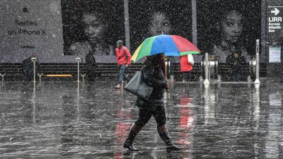 Condiciones inestables y temperaturas semifrescas para este martes en Nueva York