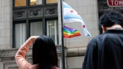 Chicago se une a la celebración por el fallo de la Corte Suprema.