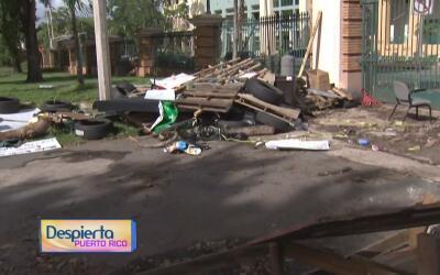 Así se ve el recinto universitario de Río Piedras tras dos meses de huelga