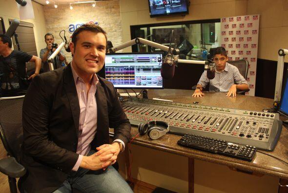 Alberto Sardiñas compartió junto a Carlos Andres quien siempre tuvo el s...