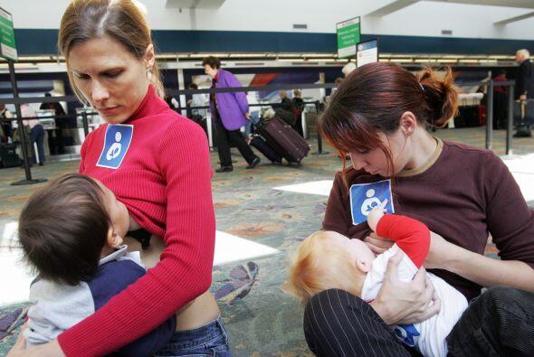 Por lo general estos bebés necesitan recibir directamente la leche si un...