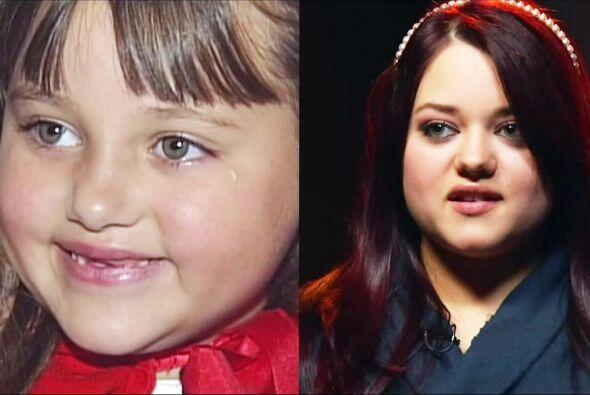 Hasta la fecha recordamos a esta estrella infantil, ¡cuánto ha cambiado!