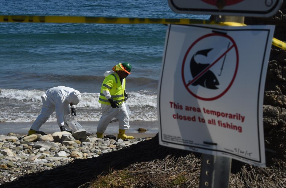 Se clausuró la zona para evitar la pesca.