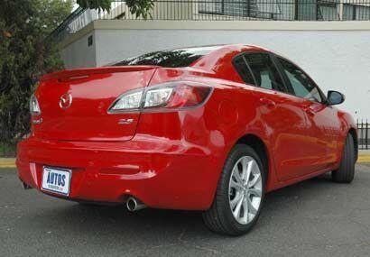 El Mazda3 es la manera más económica de vivir la experiencia Zoom-Zoom d...