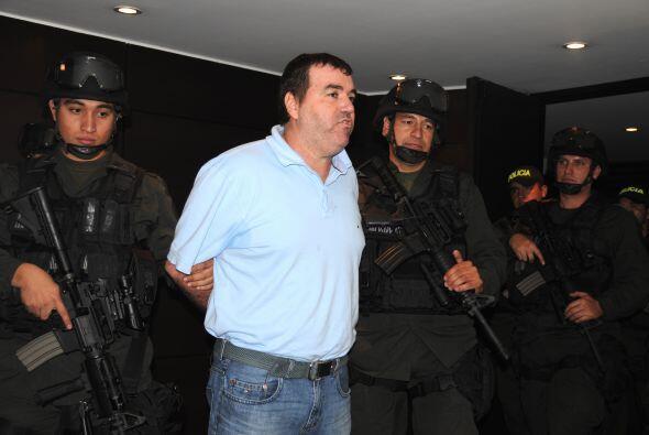 En las entrevistas que dio desde la cárcel en Colombia, Makled aseguró q...