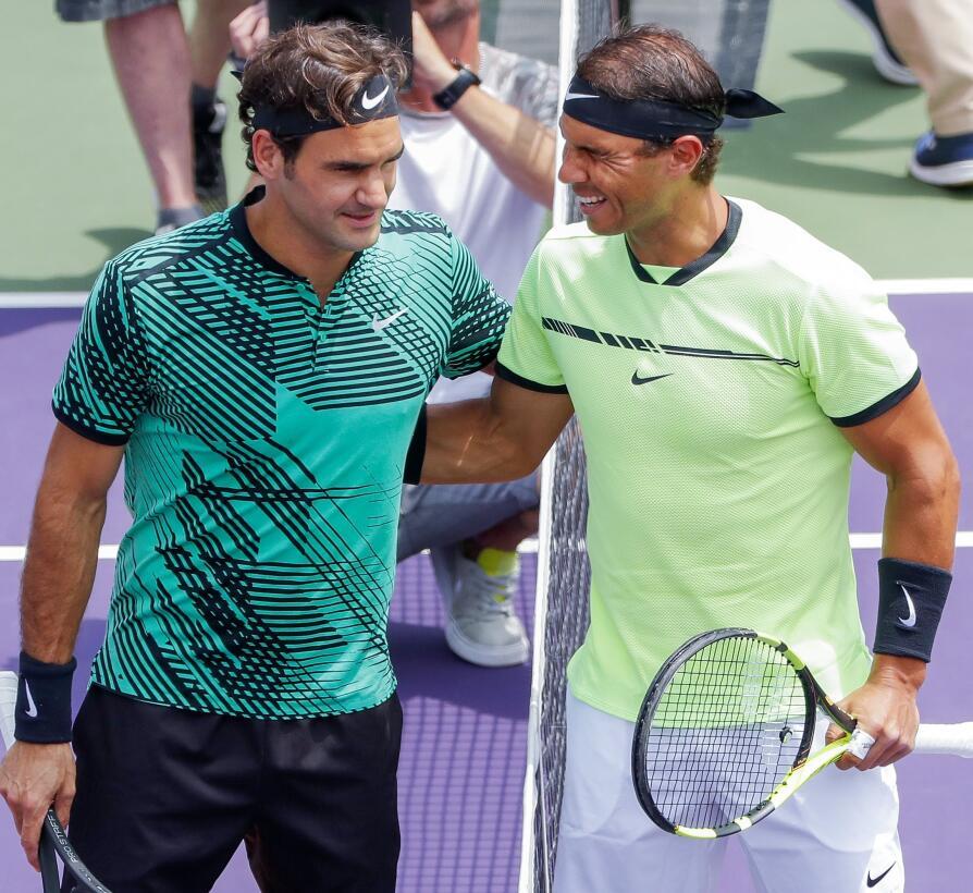 Roger Federer, el contudente campeón del ATP Miami Open 2017 63626761245...