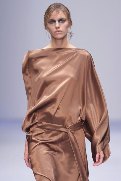 México fue testigo de los modelos más extravagantes que se vieron en el...