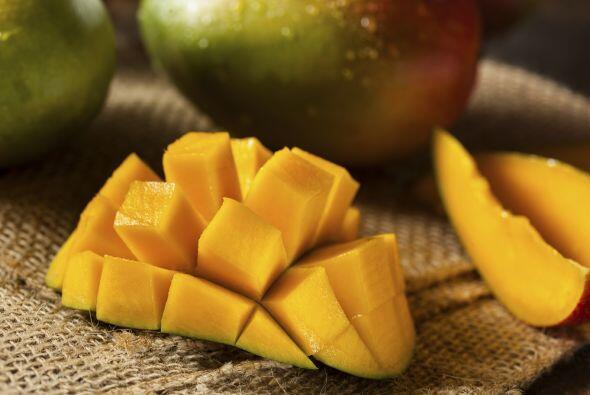 ¿Saludable y riquísimo? El mango es la opción.