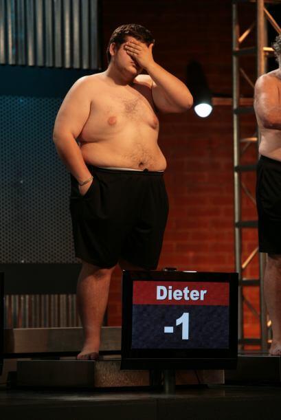 Sin emabrgo ese golpe le afectó bastante a Dieter. ¿Podría recuperarse o...