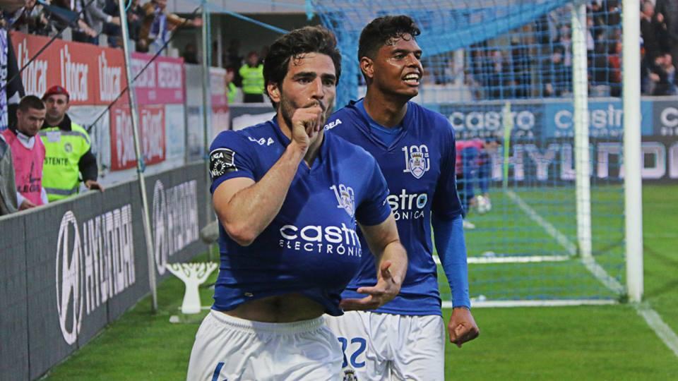 Antonio Briseño: triunfo importante del Feirense ante el Vitoria S.C. co...