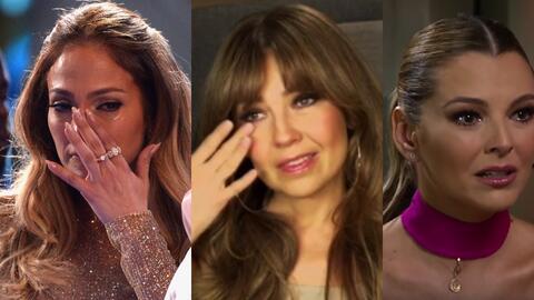 Jennifer López, Thalía y Marjorie de Sousa son algunas de...