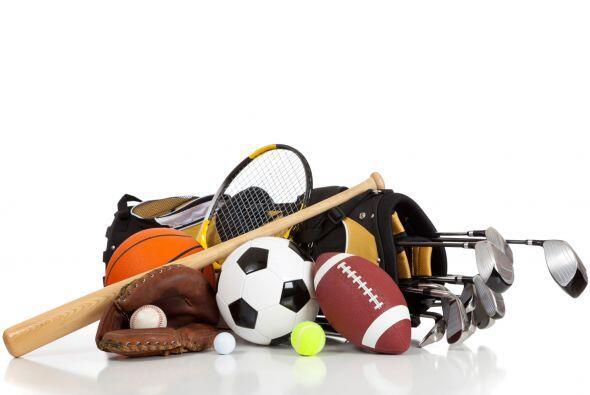 Hay múltiples maneras de compartir las actividades deportivas con los ni...