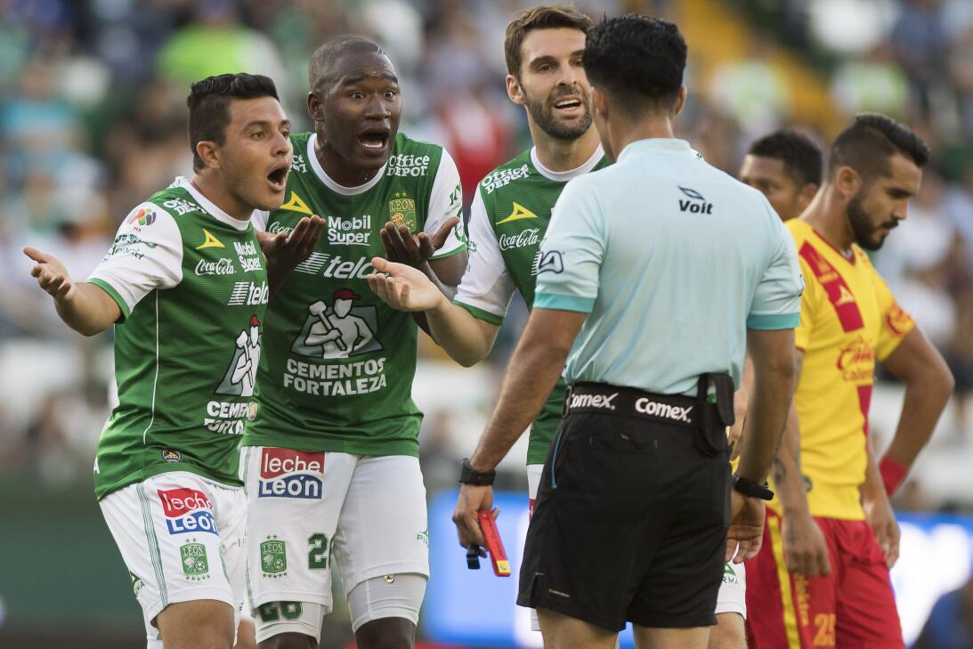 En fotos: Así queda la tabla general tras 14 jornadas en la Liga MX 01-l...